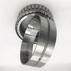 Good quality 40mm OD flat PU coated bearing for sliding door window manufacturer